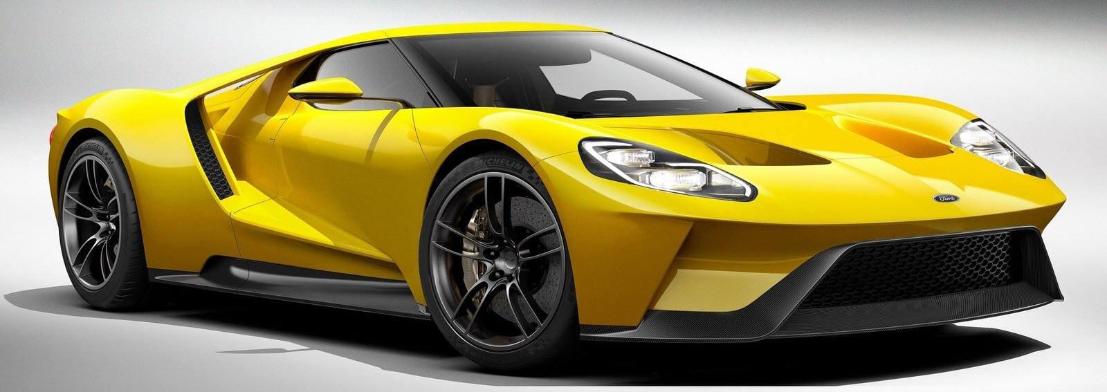 Ford Gt  Outstanding Acceleration And Handling With Improved Efficiency
